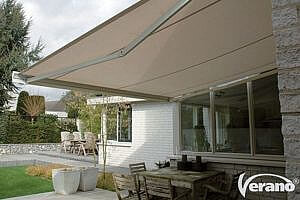 zonneschermen houten